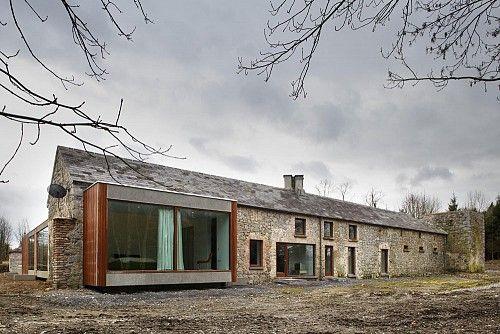 Farmhouse at Ballymahon by ODOS Architects