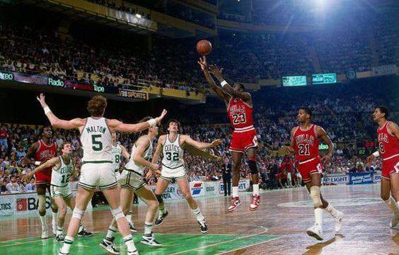 MJ jumpshot