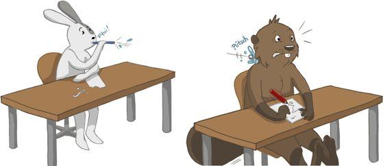 Mobbin in der Klasse - wie damit umgehen?