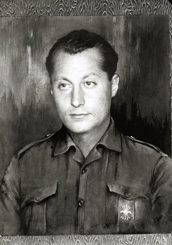 El fundador de la Falange Española, José Antonio Primo de Rivera (1903-1936)