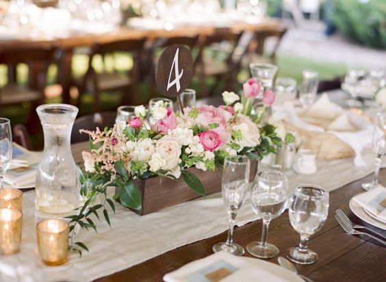 Charming diy decor ideas for a backyard wedding water
