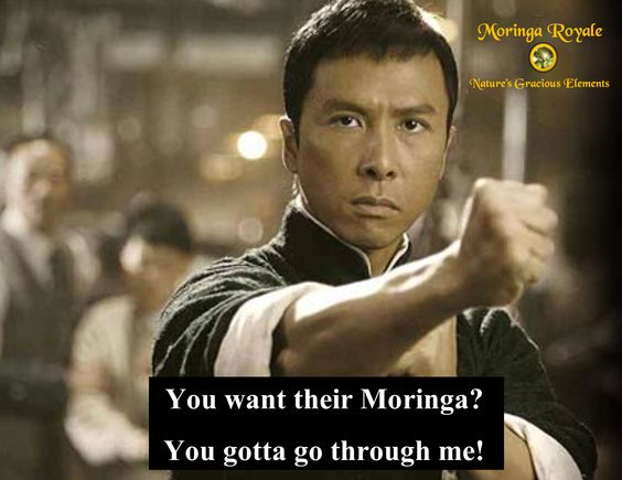 Find Moringa Royale on Facebook. You will be glad you did! :)