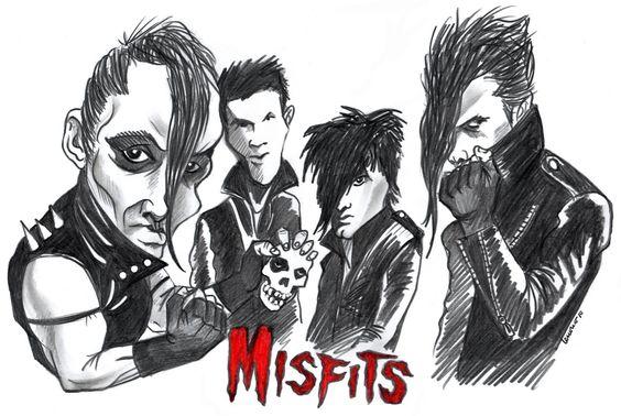 Post][Discografia] Misfits [MF] - Taringa!