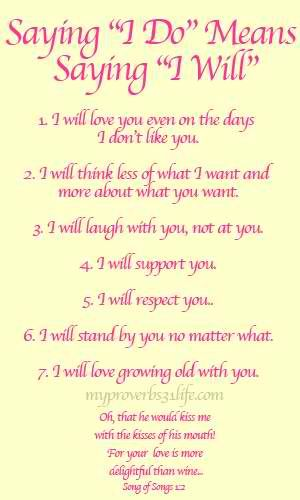 What S Your Number Wedding Vows Exles For And Him