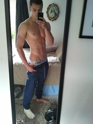 Self Pic, Candid, Hot Man, Sexy, Abs