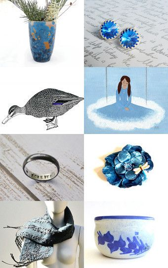 Serene Saturday by Jennifer Ross on Etsy--Pinned with TreasuryPin.com