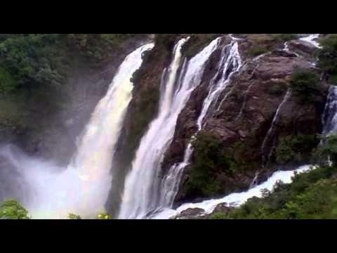 Best tourist Locations Near Bangalore Shivasamudram - Largest Waterfall in Karnataka - http://indiamegatravel.com/best-tourist-locations-near-bangalore-shivasamudram-largest-waterfall-in-karnataka/