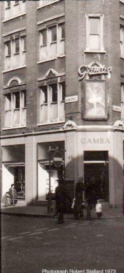 Shoe Shop Shaftesbury