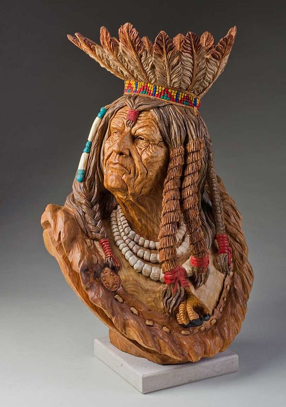 Quot yellow eagle carved by vic hood wood carvings