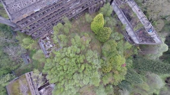 Video: Drone Tour Inside St. Peter's Seminary