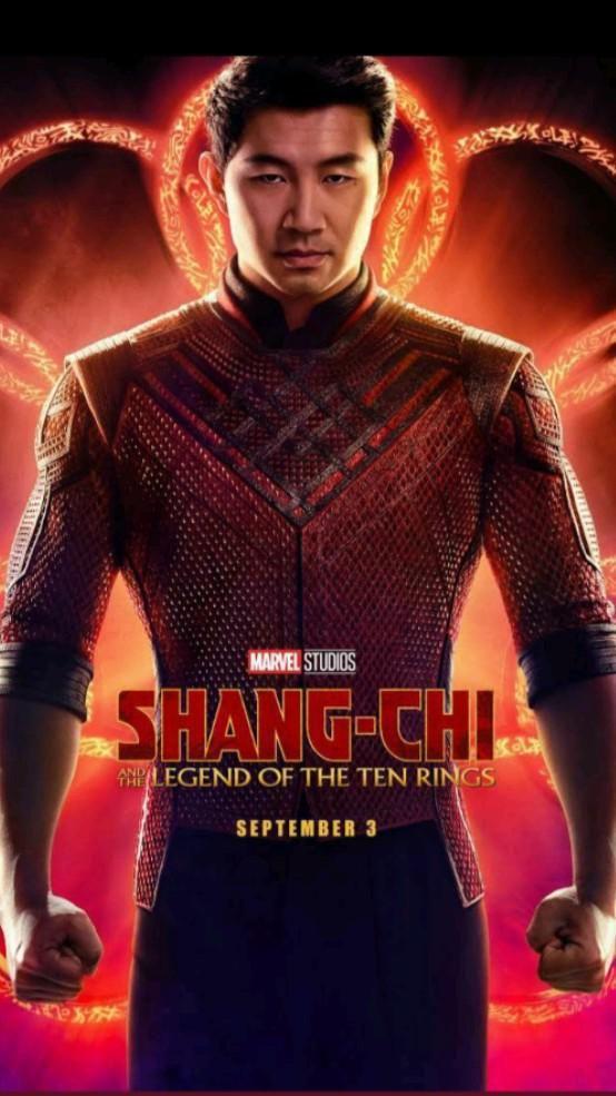 Shang Chi Movie New Pinterest