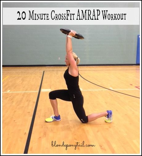 Crossfit Workout Routines: Pinterest • The World's Catalog Of Ideas