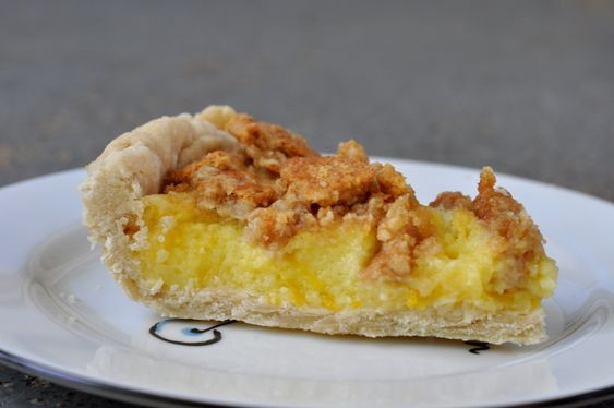 ... pie | bebehblog | Sweet Treats | Pinterest | Crunches, Pies and Lemon