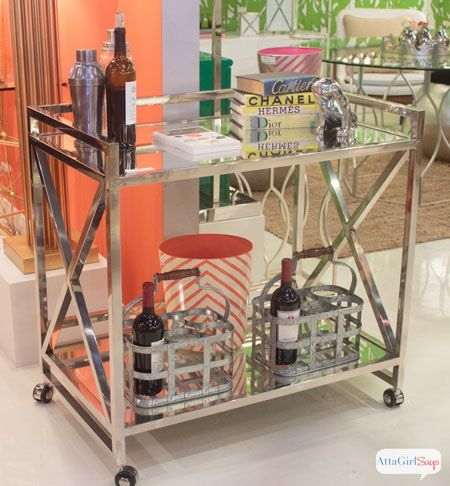 Wise Furniture Buys Bar Cart @ForR