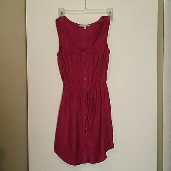 American Eagle Plum color Dress American Eagle plum colored roomper. Size xsmall. This is super cute!! American Eagle Outfitters Dresses