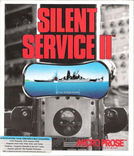 SILENT SERVICE II +1Clk Windows 10 8 7 Vista XP Install