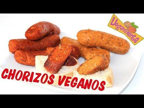 Descubre Cómo Hacer Chorizos Caseros Veganos Más Saludables Más Ligeros Más Fáciles Pero Increíblemente Sabrosos Recetas Veganas Recetas Con Chorizo Chorizo