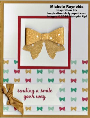 Love & affection smile bows watermark