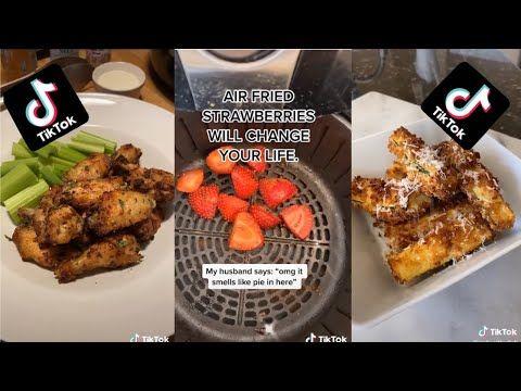 How To Make Crepes Tiktok Compilation Youtube How To Make Crepe Chicken And Waffles Crepes