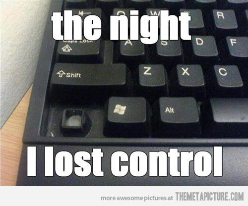 Might need to shift some priorities to keep better tabs on it. <----- ahhhhh it's so punny: Lost Control, Funny Things, Laughing So Hard, Geek Humor, Bad Puns, I M Laughing, Funny Stuff, Can'T Stop Laughing, Laughing Harder