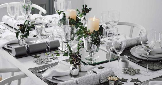Cómo vestir la mesa ideal para ser el anfitrión perfecto