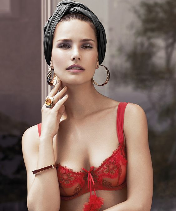 RUSSIAN CANCAN Soutien-Gorge Corbeille Spicy | Aubade