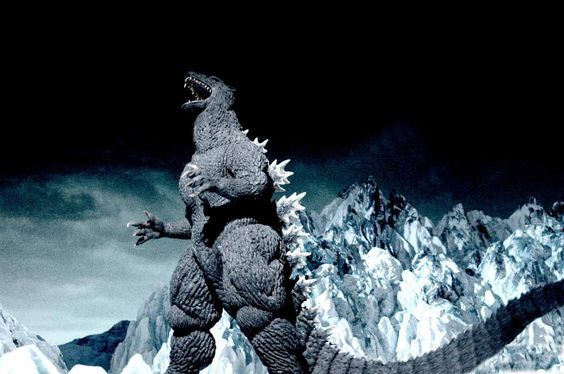 Godzilla. King of the Monsters. Unstoppable radioactive metaphor. The thing that makes that screechy sound and shoots atomic hellfire at Japan. And, at times, space.    Pretty much a badass.