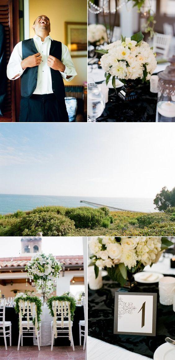 Bacara Resort  Spa Wedding by Tanja Lippert Photography   The Wedding Story