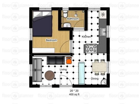 Floors floor plans and basements on pinterest for Basement apartment floor plans