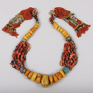 antique berber jewelry. #Africa #African #Berber