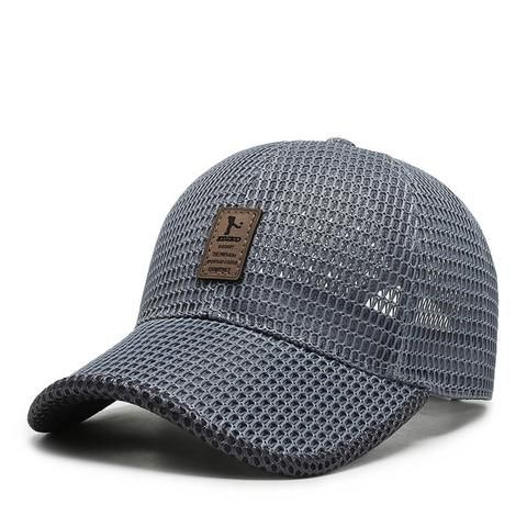 Summer Outdoor Casual Baseball Cap Adjustable And Quick Drying Sheinv In 2020 Casual Baseball Caps Baseball Cap Fashion Casual Baseball Cap