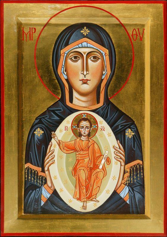Giuliano Melzi (IconeCristiane) • Public Madre di Dio del segno