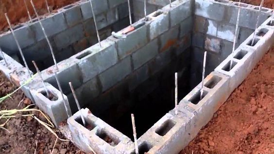 Handmade DIY low cost septic system... Something to consider.