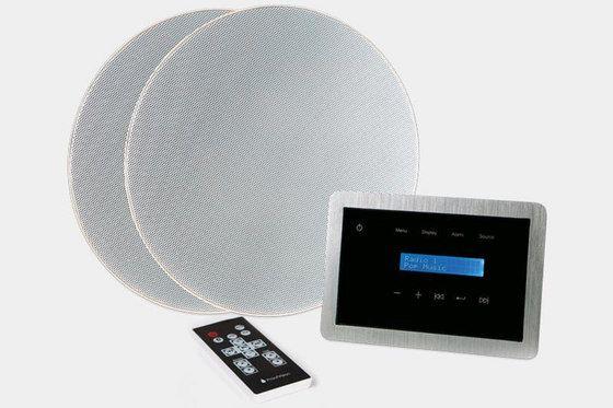 11++ Bathroom speaker system information