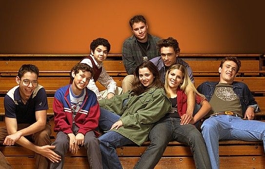 Freaks and Geeks. I can't figure out for the life of me why there is only one season of this show.
