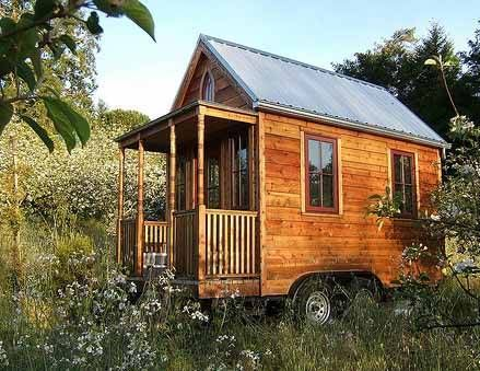 Tiny Homes...may end up traveling and dragging the home behind me..fun thought