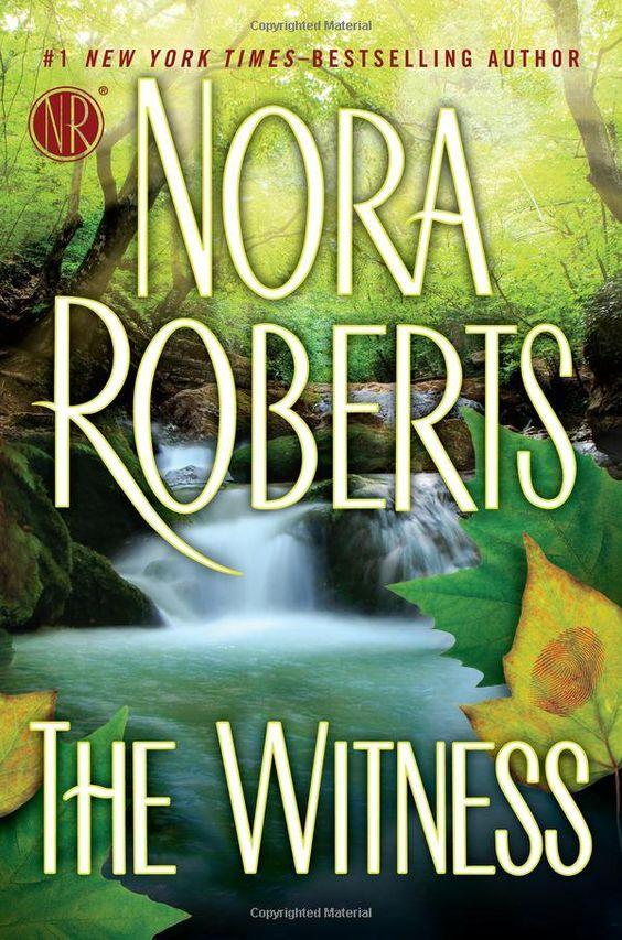 Nora Roberts' books! Some more favorites.