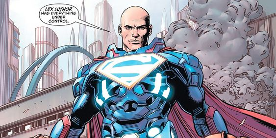 Lex Luthor in DC's Superman Comics
