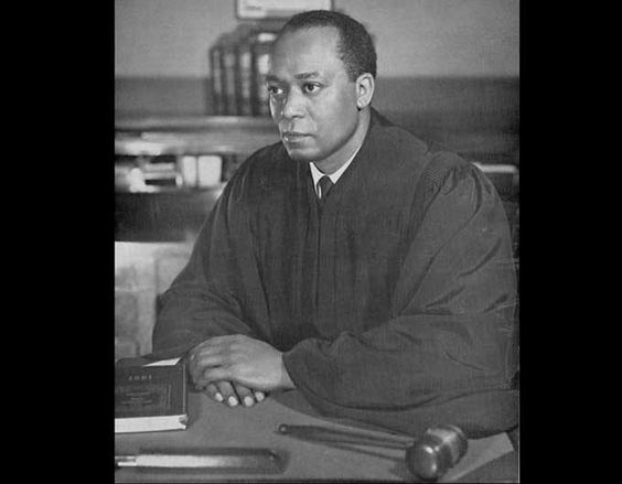 AUGUST 9th, 1961 James B. Parsons Nominated First Black Federal Judge in Continental United States President John F. Kennedy nominated James Benton Parsons as US District Court Judge for Northern Illinois. Parsons, a native of Missouri and the great-grandson of slaves, was serving as Superior Court judge. In 1992, after 30 years of service, Judge Parsons retired from active trial duty. He died in Chicago, Illinois, the following year, at 81.
