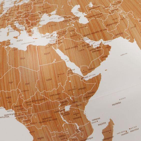 bamboo globe by kristoffer zeuthen