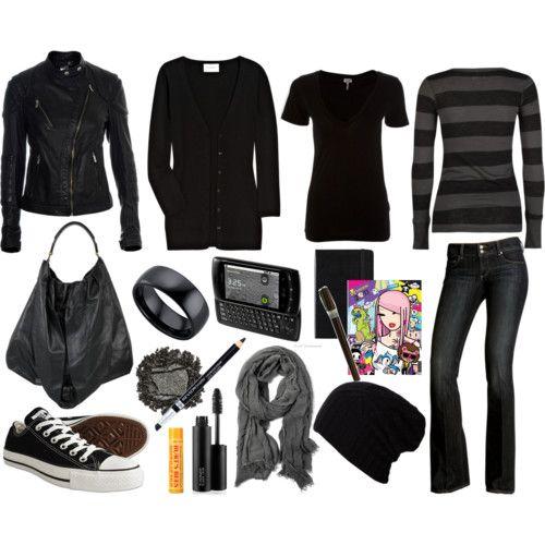 umyeah: Black Styles, Black Based, Black Black, Clothing Styles Outfits, Athletic Shoe, Fashion Worship, My Style