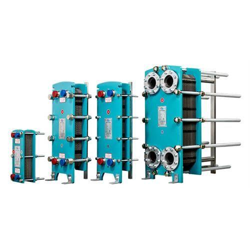 Plate Heat Exchanger In 2020 Heat Exchanger Heat Plates