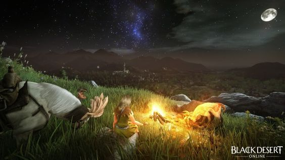 Black Desert Online Beta Begins On December 16 Tamer Class Added Desert Pictures Picture Day Background Images Hd