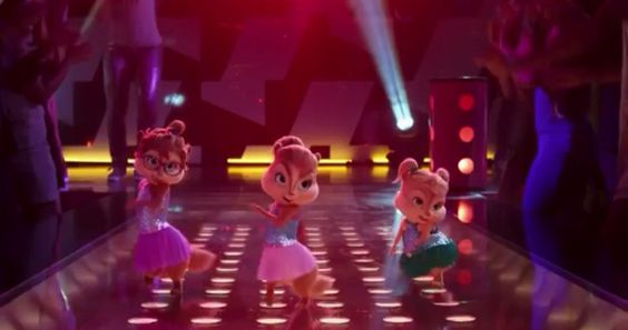 Alvin and The Chipmunks - Road Chip - The Chipettes: