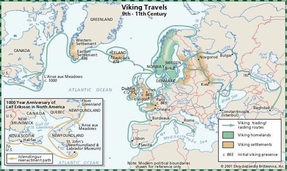 Viking | people | Britannica.com