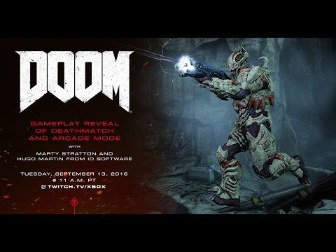 Doom is finally getting a free-for-all Deathmatch mode later this month