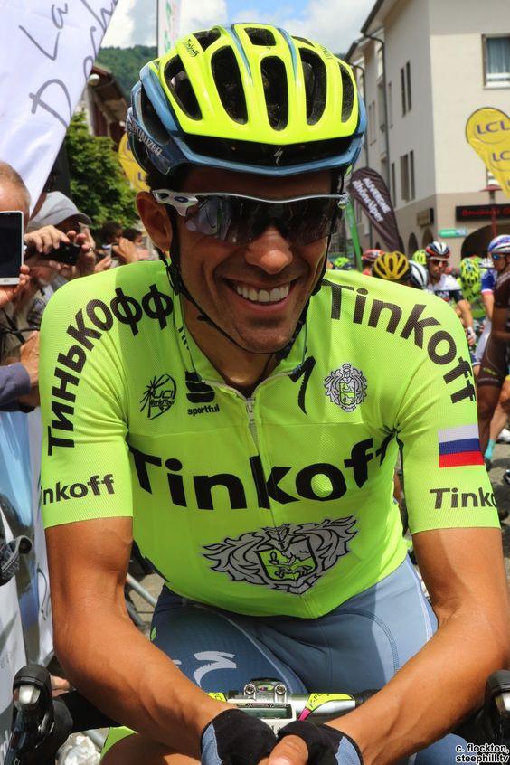 Criterium du Dauphine 2016 Stage 6 Alberto Contador