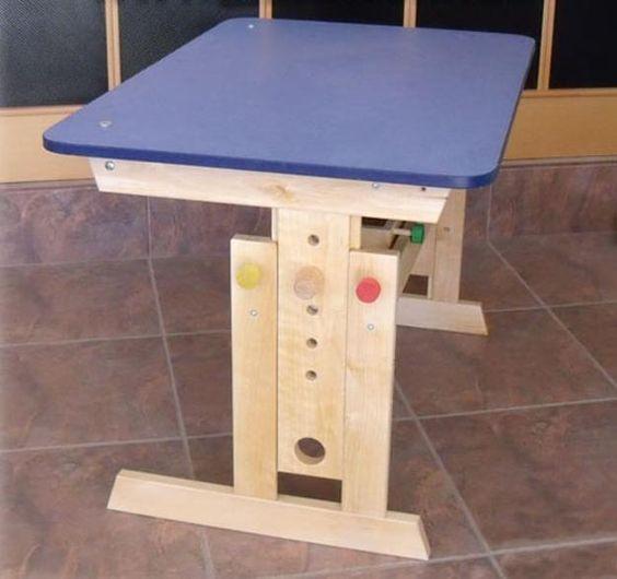 kids tables and students desks for children, furniture for kids room design