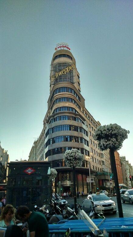 Madrid. Aquí también hay cine!