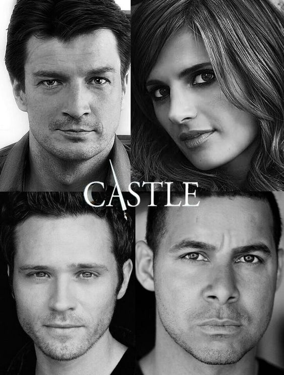 Castle <3 these 4! Wow!  Great pics of all!